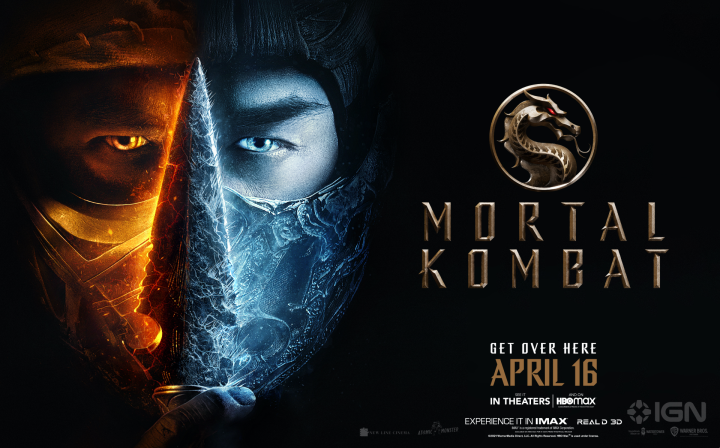 Mortal Kombat - Assista ao trailer violento do novo filme