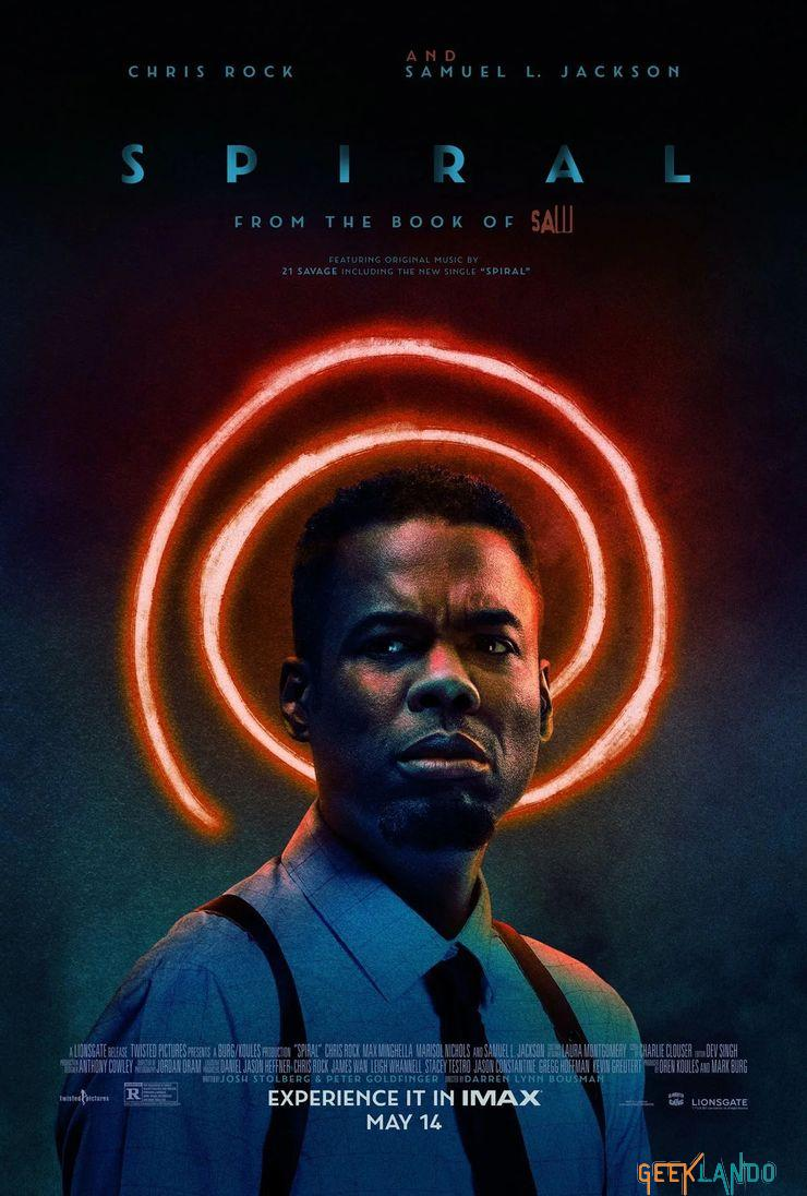 Chris-Rock-as-Detective-Ezekiel-Banks-Spiral-From-The-Book-of-Saw-Poster